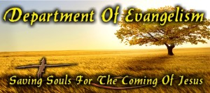 Department of evangelism